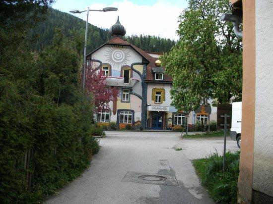 Art Hotel Neuberg: Hotel