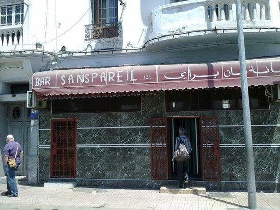 Bar Sans Pareil