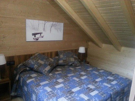 Camping Verneda: Habitación