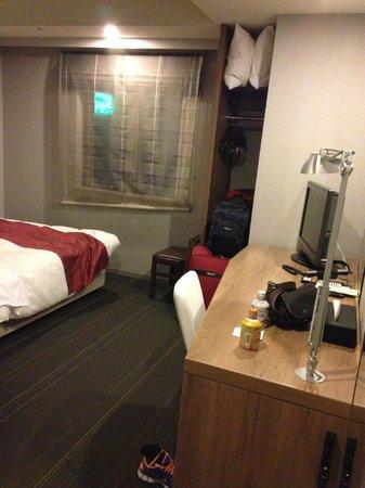 Hakata Green Hotel Annex: Twin room