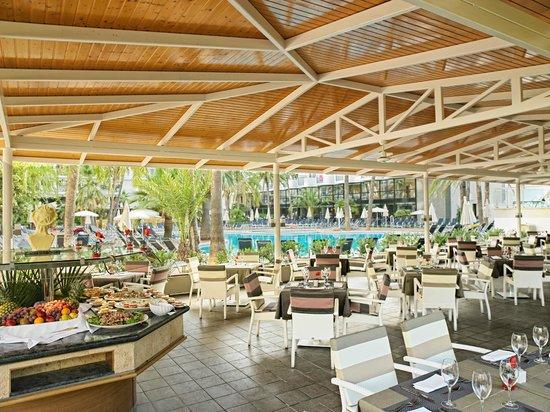 Protur Palmeras Playa Hotel: Restaurante Verona