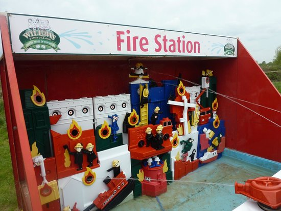 Willows Activity Farm: Fire Station