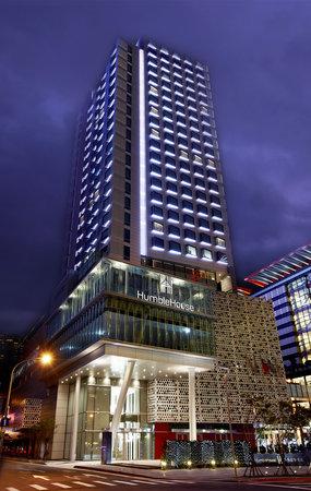 Humble House Taipei Hotel Outlook