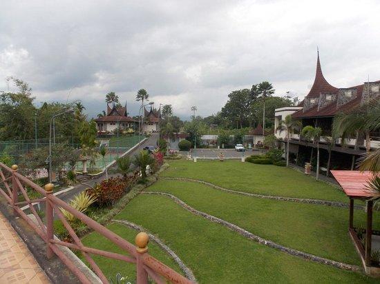 Campago Hotel: view sekitar hotel