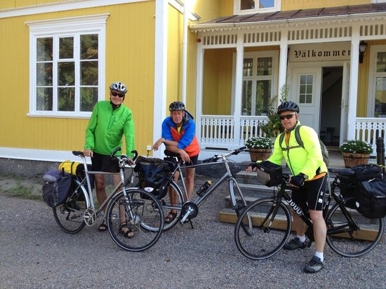 Hedenstugan Bed & Breakfast Hotel: Cycle Tourism