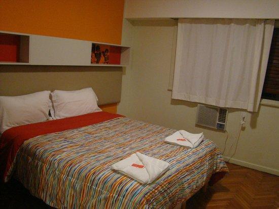 Hostel Suites Florida: Suite privativa
