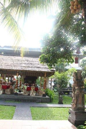 Panorama Hotel : Restoran
