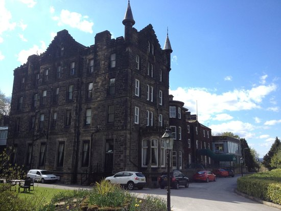The Craiglands Hotel: View from outside