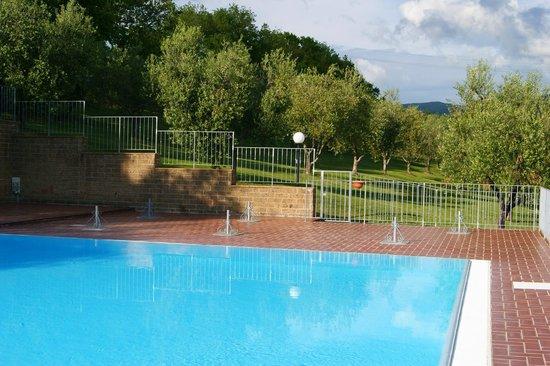 I giardini picture of borgo san carlo pomaia tripadvisor - Piscina san carlo milano ...