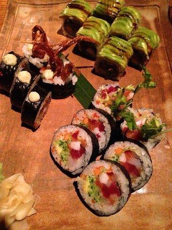 ZUMA restaurant: Sushi