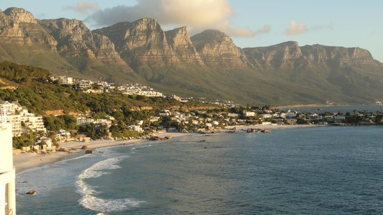 Craigrownie Guest House: Bantry Bay nearby!