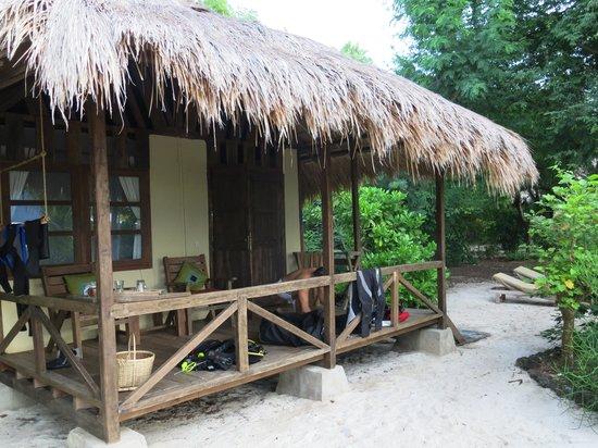 Alor Divers Eco Resort: Cottage 2 - Cuni-cumi
