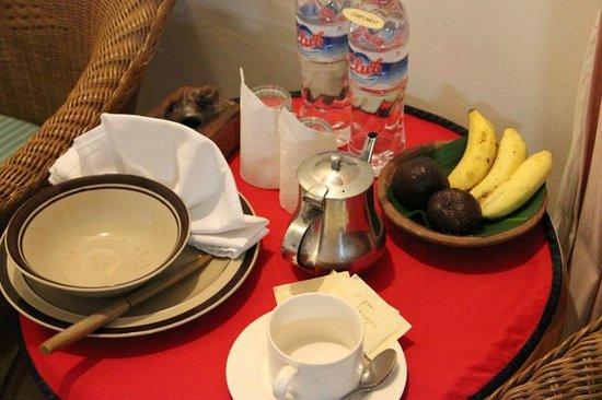 Hotel Tugu Blitar : Welcome Greetings