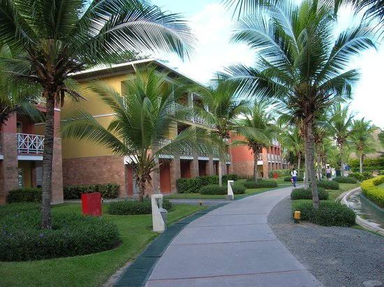 Royal Decameron Beach Resort, Golf & Casino : Fachada