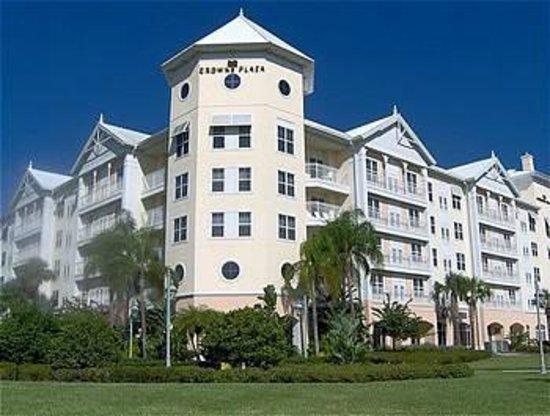 Monumental Hotel Orlando : Excelente localização