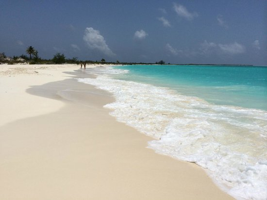 Playa Paraiso: la plage