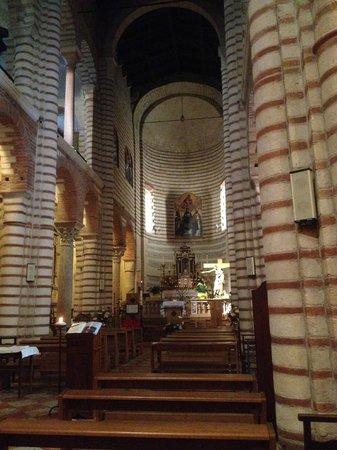 chiesa di San Lorenzo - Verona: Chiesa di San Lorenzo
