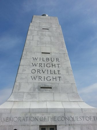 Wright Brothers National Memorial: Wrights Brother Monument