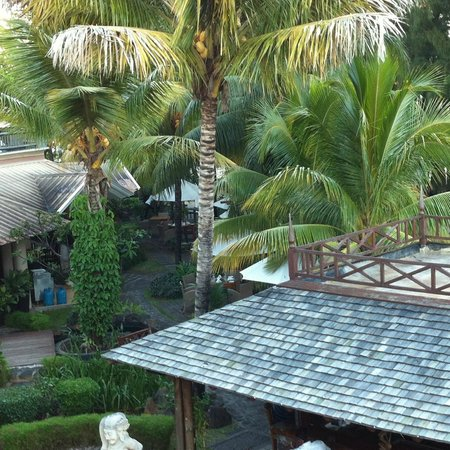 Aanari Hotel & Spa : vue de la chambre
