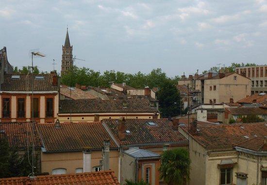 Ibis Toulouse Centre: Vue depuis la chambre