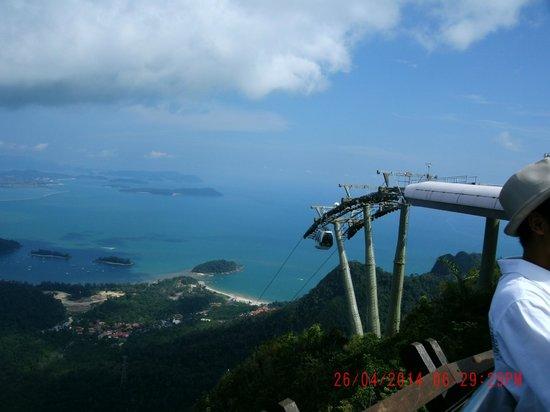 Langkawi Cable Car (Panorama Langkawi Sdn Bhd): Pic 4