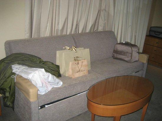 Pullman London St Pancras Hotel : vaste et confortable