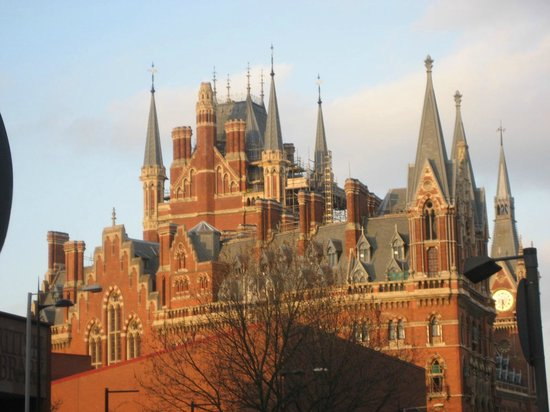 Fonctionnelle picture of pullman london st pancras hotel london tripadvisor - Hotel pullman londres saint pancras ...