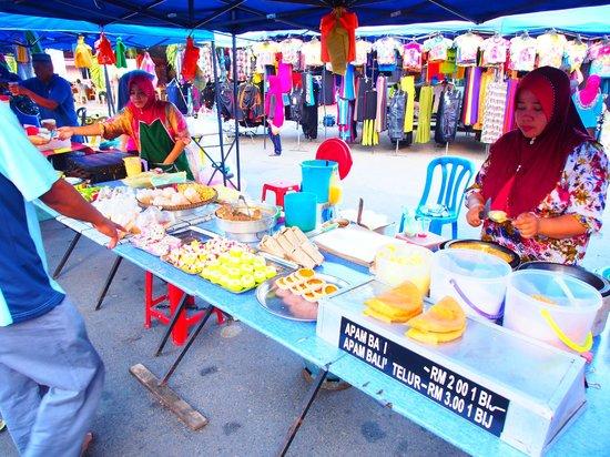 Marang Markets