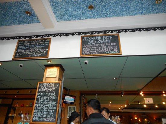 Bali Bakery Kuta: Beef Tritip....lol