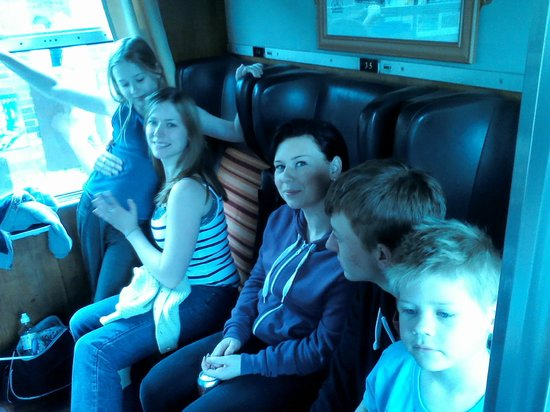 Lincolnshire Wolds Railway: Family fun