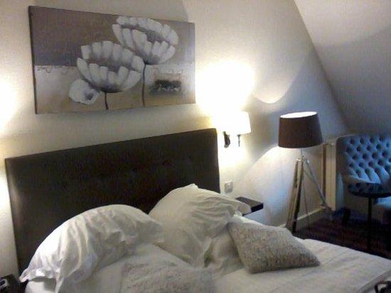 Maison Philippe le Bon: Le lit
