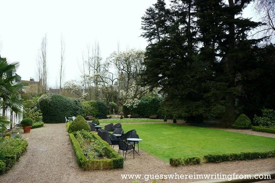 Hotel le Clos d'Amboise : Hotel grounds