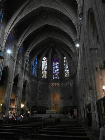 Basilica de Santa Maria del Pi: Interno