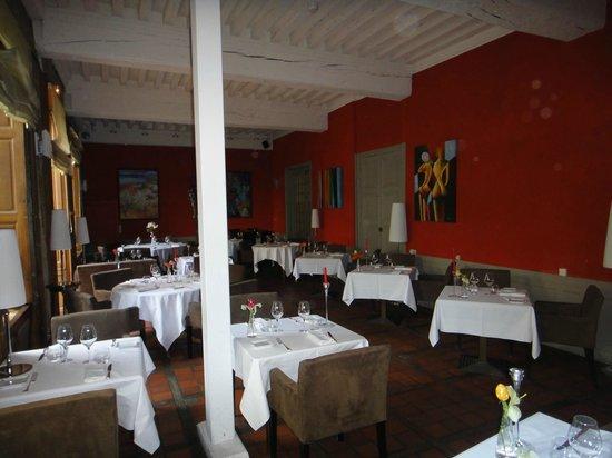 Maison Philippe le Bon: Salle du restaurant