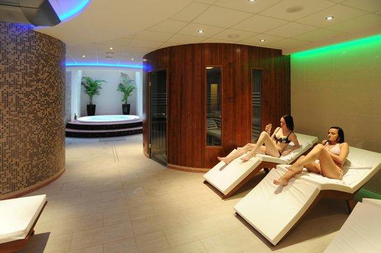 Avanti Hotel: Wellness