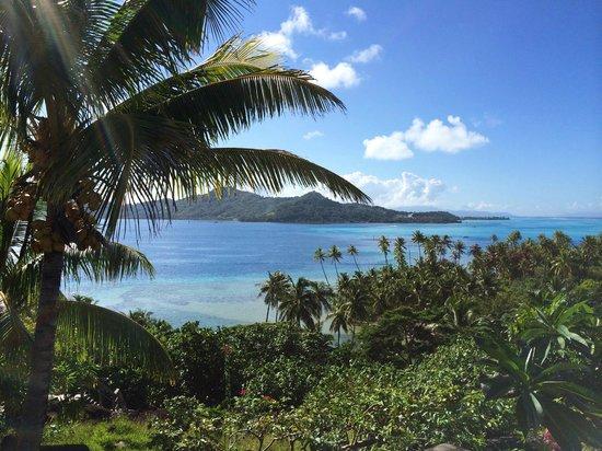 Conrad Bora Bora Nui : What a view
