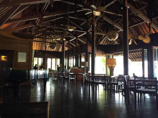 Conrad Bora Bora Nui : Main restaurant