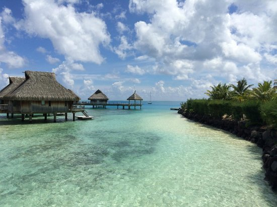 Hilton Bora Bora Nui Resort & Spa: OWB