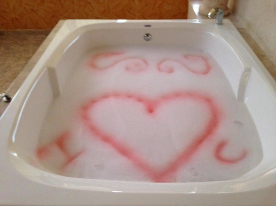 TRS Yucatan Hotel: suprise from our butler