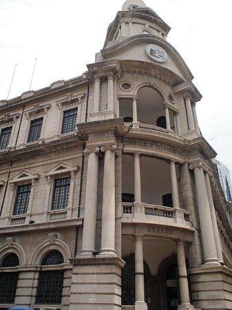 Post Office: 郵便局外観