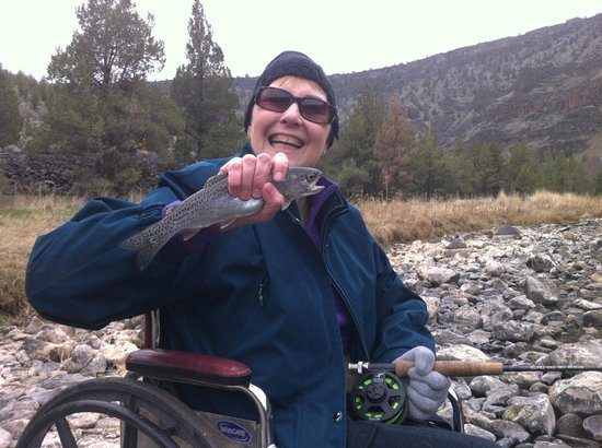 Rivers Bend Fly Fishing Guides: Mountain white fish