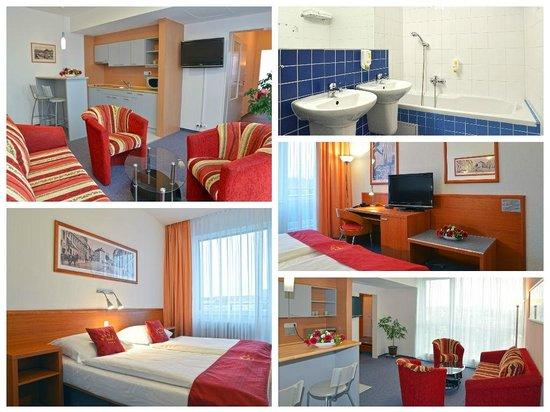 Avanti Hotel: Standard apartma