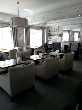 The Waldorf Hilton London: Executive Lounge (Seating area)