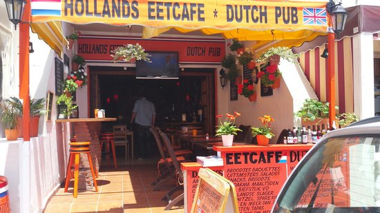 Ray's drinks and food : La copla. Nederlands - Argentijns eetcafe.