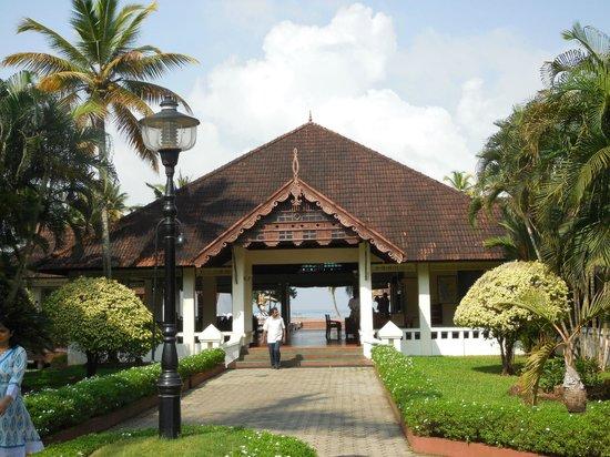 Abad Whispering Palms Lake Resort: Reception