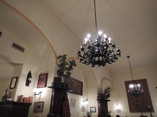 Kiskakukk Etterem : interior