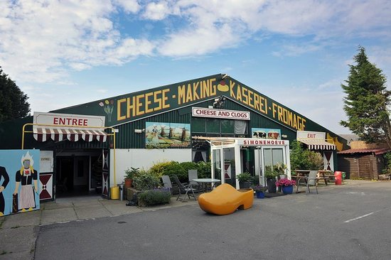 Katwoude, The Netherlands: Cheese and Clogs de Simonehoeve