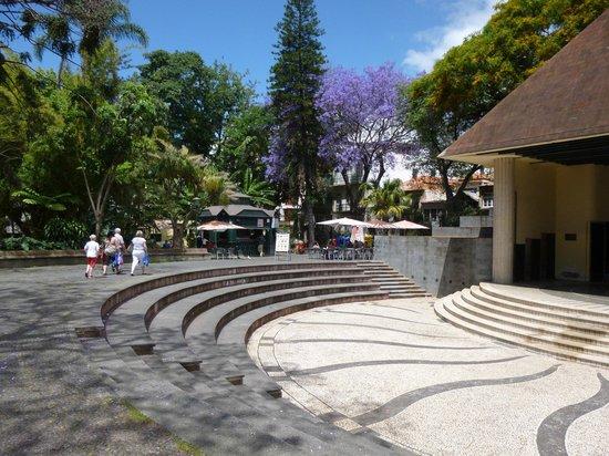 Madeira, Portugal: Jardin municipal