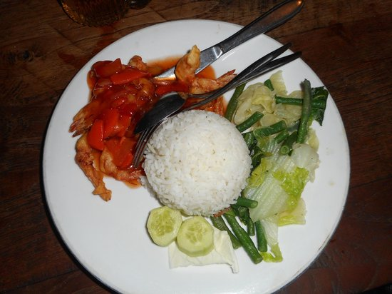 Warung Murah: Prawns
