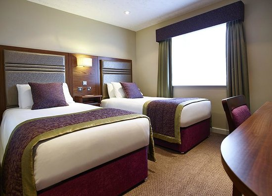 Briar Court Hotel: Twin Room